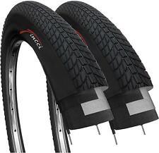 2 x Fincci 20 x 1.75 I Tyre for BMX MTB Mountain or Kids Childs Bike Bicycle