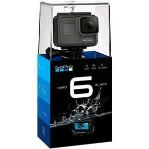 GoPro HERO6 Black 12Mpx 4K Action Camera - Black (CHDHX-601) -  NUOVA IMBALLATA