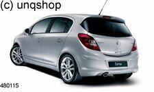 Vauxhall Opel Corsa D & E 5 doors roof spoiler
