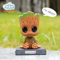 Guardians of The Galaxy Vol 2 Tree man Baby Groot Figure Car Decoration Toys