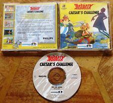 ASTERIX CAESAR'S CHALLENGE (PC CD-ROM) – MS-DOS - V.G.C.