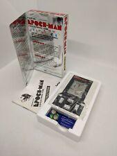 UNPLAYED Epoch Man 1981 Pocket LCD 8200 Handheld Video Game Watch Battery Retro