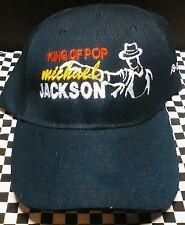 Michael Jackson King of Pop Cap