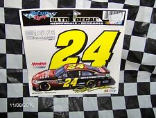 Jeff Gordon # 24 Drive to End Hunger Car Ultra Decal