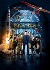 Night At The Museum DVD Widescreen Factory Sealed  Bonus Hour Of Laughs