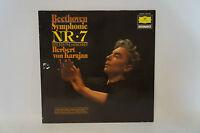Beethoven Symphonie Nr.7, Herbert v. Karajan, Berliner Philharmoniker Vinyl(23)