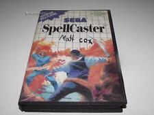 Spell Caster Spellcaster Sega Master System PAL Preloved *Complete*