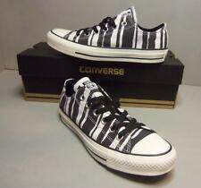 classic fit 8ad95 bcbc6 Converse Women Chuck Taylor AS Zebra Stripe Black White Shoes SIZES NIB  543935F