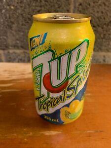 7 Up Tropical Splash Soda Can Full Rare (Canada) (Make an offer)