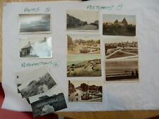 More details for prestwick ephemera    mixed as a lot   postcards  photos  reproductions