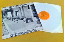 "Avion de Jefferson "" Bless IT'S Pointu Little Tête "" Rare UK Orig Stereo LP"