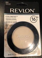 Revlon ColorStay Pressed Powder, Translucent 880 3oz New Sealed