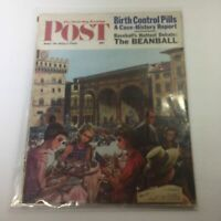 The Saturday Evening Post Magazine: June 30-July 2 1962 - Birth Control Pills