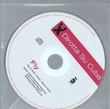 DIROTTA SU CUBA CD single 1 traccia PROMO Fly  2002 SIMONA BENCINI