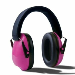Earmuff Headphones For Kids Noise Reduction Safety Protection Adjustable 25db
