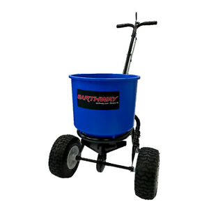 Earthway 2600A-PLUS-BC 40 Lb Capacity Medium Duty Seed Fertilizer Drop Spreader