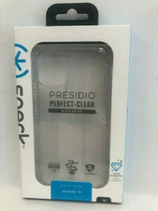 Speck Apple iPhone 11/XR Presidio Grip Case - Clear