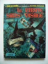 EO 1972 (bel état) - Barbe-Rouge 14 (le pirate sans visage) - Hubinon & Charlier
