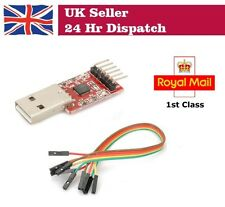 USB 2.0 to TTL UART 6 PIN Module Serial Converter CP2102 STC RED New