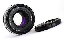 NIKON NIKKOR AIS Panqueque 50 mm 1.8 -! Excelente!