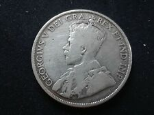Canada 50 cents 1914 George V