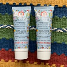 First Aid Beauty Ultra Repair Cream 1oz Deluxe Sample *Lot Of 2