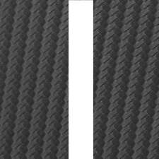 """CARBON FIBRE Bonnet Stripes Viper Style 3m(10') x12.5cm(5"""") fits TOYOTA"""