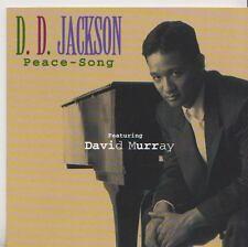 D D  JACKSON    CD  PEACE SONG