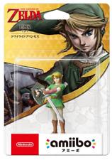 NEW Nintendo 3DS Wii U Amiibo LINK Twilight Princess (THE LEGEND OF ZELDA) JP