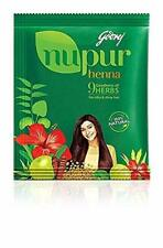 *New* Godrej Nupur Henna Hair Color 120g