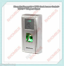 Biometric Fingerprint + TCP/IP+ Wiegand Signal +RFID Card Access Control