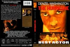 THE HURRICANE Denzel Washington WIDESCREEN  NEWDVD FREEPOST mmoetwil@hotmail.com