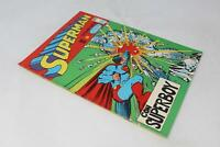 SUPERMAN COLLANA SUPER NUOVA SERIE N. 20 WILLIAMS INTEUROPA 05/03/1974 [OQ-244]