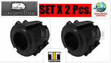 2 X MERCEDES BENZ W221 C216 Front Stabiliser Anti-Roll Bar Bushes 30mm