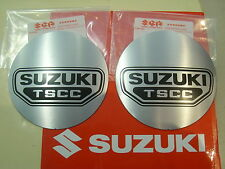 Set of Genuine Suzuki Engine Emblem Left Right GS250T GSX400T GSX400L GSX400E