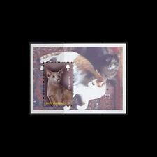 Montserrat, Sc # 1103, MNH, 2004, S/S, Cats, EDD-5