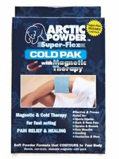 Arctic Powder Super-flex Cold Pack with Magnetic Therapy, 2 Packs