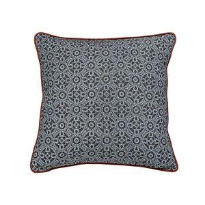Bedeck Of Belfast Cadenza Cushion 45cm x 45cm, Grey NEW