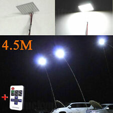 4.5M Portable Telescopic Fishing Rod Camping Lamp Light Car Repair LED Lantern