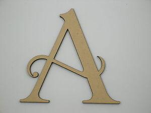 5cm Large Wooden Letter Words Wood Letters Alphabet Name Wedding Home Decor Ann