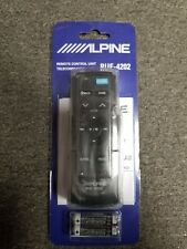 Alpine Remote Control Unit RUE-4202 Wireless Remote