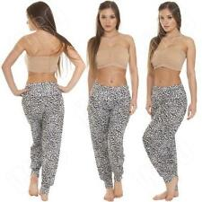 Harem Loose Fit Regular Size Pants for Women