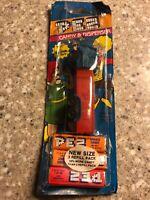 Pez Vintage Semi Truck Dispenser Blue Red NEW