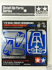 Tamiya 12606 JDM Ducati Corse Desmosedici Photo Etched Aluminum Racing Stand Set