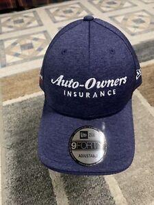 New Era 9Forty Nascar Driver Martin Truex #78 Auto Owners Adjustable Cap OSFM