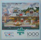 jigsaw puzzle 1000 pc By the Sea Nantucket Wysocki Americana Buffalo Games