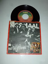 "NORMAAL - Net As Gisteren - 1980 Dutch 7"" Juke Box Vinyl Single"