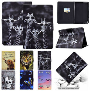 """For Amazon Fire HD8 2020 8"""" HD10 2019/17/15 10.1"""" Magnetic Stand Flip Case Cover"""