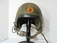 Early Vnm Usmc Uh-34D's chopper pilot's helmet, Gentex, size Medium