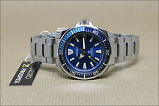 Seiko Samurai Prospex Blue Lagoon Automatic  SRPB09J1 SRPB09  100% Made in Japan
